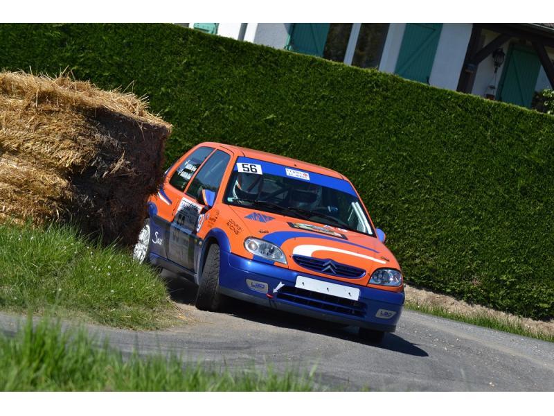 Rallye Autocourse à Bléré