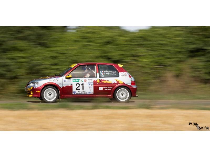 Rallye Le Mans