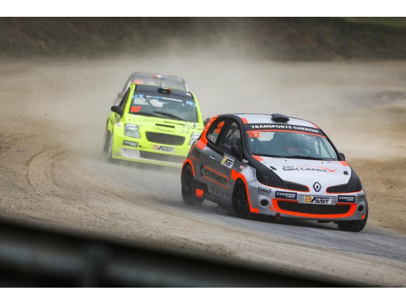 Martin Massé - Rallycross d'Essay 61